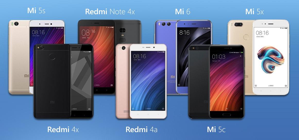 Какой Xiaomi купить в 2018 году
