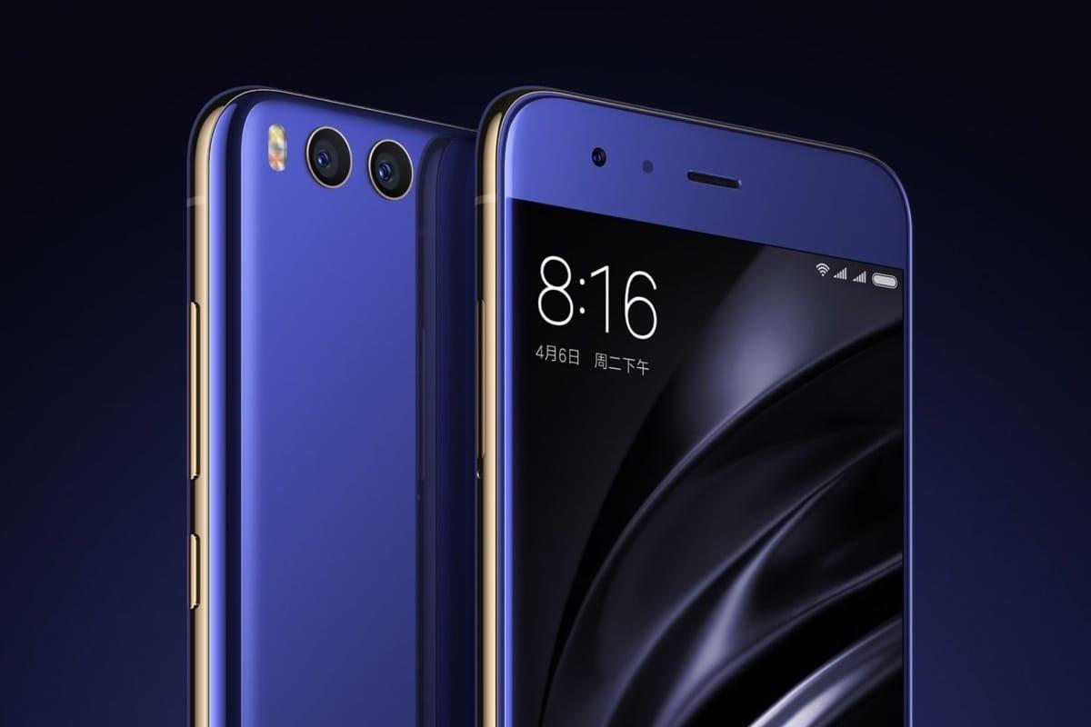 На Xiaomi Mi6 вылили тонну воды!